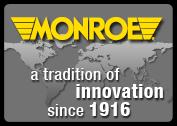 MONROE BRAKES®: Monroe® History