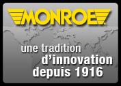 MONROE BRAKES®: Historique de Monroe®