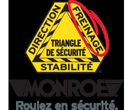 MONROE BRAKES®: Triangle de sécurité