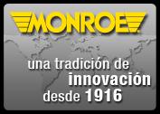 MONROE BRAKES®: Historia de Monroe®