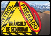 MONROE BRAKES®: Triángulo de Seguridad™