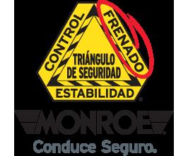 MONROE BRAKES®: Triángulo de Seguridad