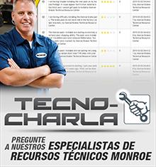 MONROE BRAKES®:  Tecnocharla