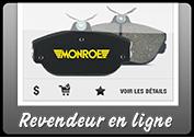 MONROE BRAKES®: Revendeur en ligne