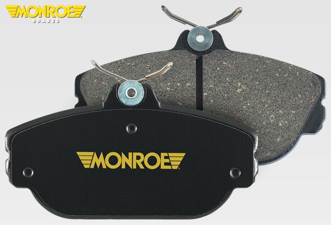 Monroe GX1184 ProSolution Ceramic Brake Pad