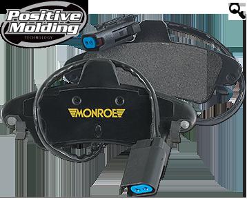 MONROE BRAKES®: Monroe Dynamics®