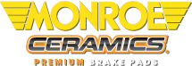 MONROE BRAKES®: Monroe Ceramics®
