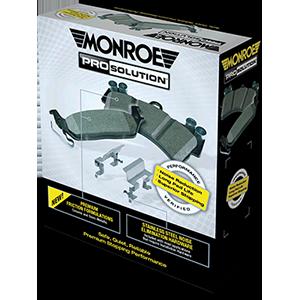 MONROE BRAKES®: Monroe ProSolution®
