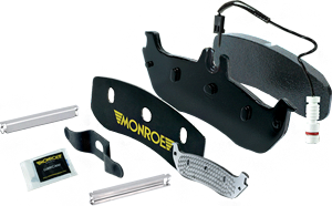 MONROE BRAKES®: Electric Wire Wear Sensors
