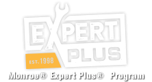 MONROE BRAKES®: Monroe Programa Expert Plus®