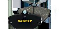 MONROE BRAKES®: MONROE CERAMICS® PRODUCT