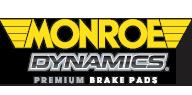 MONROE BRAKES®: MONROE DYNAMICS® LOGO