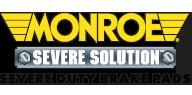 MONROE BRAKES®: MONROE SEVERE SOLUTION™ LOGO