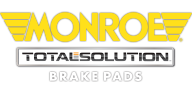 MONROE BRAKES®: MONROE TOTAL SOLUTION™ LOGO