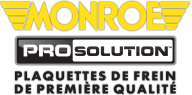 MONROE BRAKES®: LOGO MONROE PROSOLUTION™