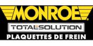MONROE BRAKES®: LOGO MONROE TOTAL SOLUTION™