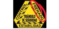 MONROE BRAKES®: LOGOTIPO DEL TRIÁNGULO DE SEGURIDAD™
