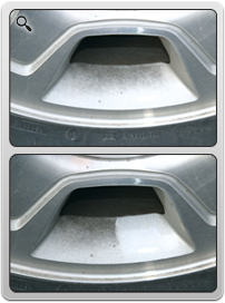 MONROE BRAKES®: TAN Brake Pad Dust