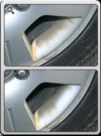 MONROE BRAKES®: RUST Brake Pad Dust