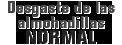 MONROE BRAKES®: Desgaste de las almohadillas NORMAL