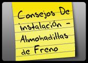 MONROE BRAKES®: Consejos De Instalación - Almohadillas de Freno